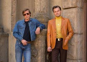 Tarantino reveals real-life inspiration for Brad and Leo's characters