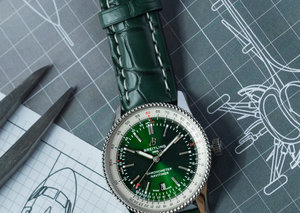 Breitling releases exclusive Dhs 20,000 Middle East-inspired watch