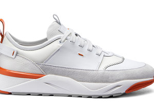 What happens when a luxury Italian brand lets its hair down? $550 sneakers