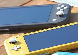 Nintendo's Switch Lite is the handheld gaming needs right now