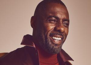 Idris Elba saved a fainting woman