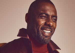 Idris Elba saved a fainting woman