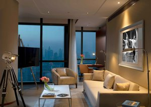 Take a look at the new five-star Paramount Hotel in Dubai
