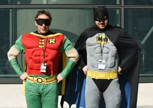Comic-Con celebrates its 50th anniversary