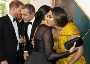 Are Beyoncé and Meghan Markle about to become besties? An investigation