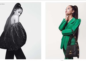 Givenchy unveils new campaign with Ariana Grande
