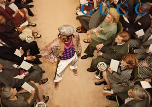 Live from Milan: Gucci's SS20 collection by Alessandro Michele