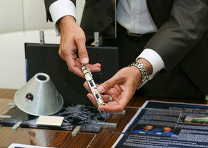 Montegrappa celebrates the first Emirati mission to space