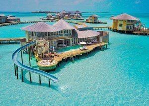 Inside Joe Jonas and Sophie Turner's honeymoon in the Maldives at Soneva Fushi