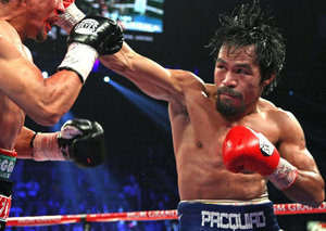 """Saudi fight with Amir Khan hasn't been discussed"": Manny Pacquiao's camp"