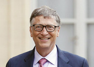 Bill Gates' wealth rank is the lowest its been in almost a decade