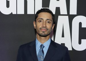 Riz Ahmed, Can We Borrow Your Tie Please?