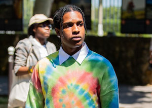 A$AP Rocky is getting the presidential treatment from Donald Trump in his prison cell