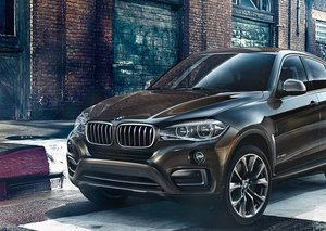 Introducing new bigger and better BMW X6
