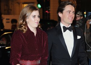 Is UK's Princess Beatrice already prepping for a royal wedding?