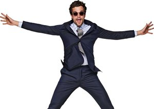 Suitsupply launches the 'world's lightest suit' in the UAE