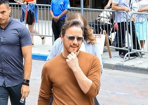James McAvoy continues to be the king of sunglasses