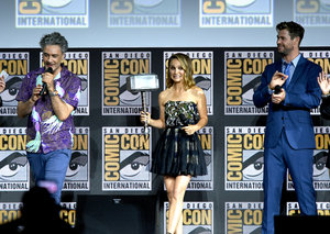 All hail female Thor? Natalie Portman to take up the hammer in Thor: Love and Thunder