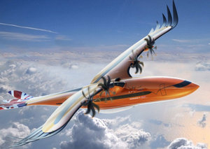 """Airbus's new """"Bird of Prey"""" plane hope to be the eagle in the sky"""