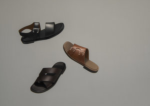 Iconic British shoemaker John Lobb introduces sandals