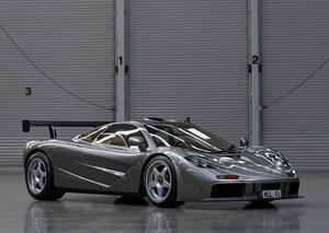 An ultra rare McLaren just sold for $19 million at auction