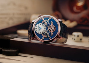 MB&F's new $156,000 watch is created using chemicals