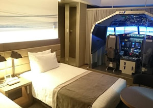 The Haneda Excel Hotel takes 'airport hotel' to another level