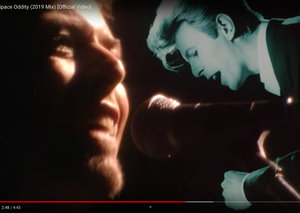 50-years-later, Bowie's Space Oddity gets new music video