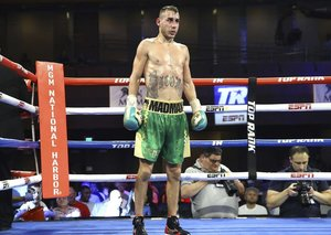 28-year-old boxer Maxim Dadashev dies from fight-related injuries