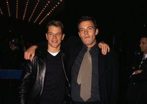 Matt Damon and Ben Affleck to star in Ridley Scott film 'The Last Duel'