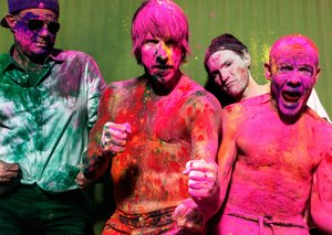 Red Hot Chili Peppers to perform in Abu Dhabi as part of UFC 242 showdown