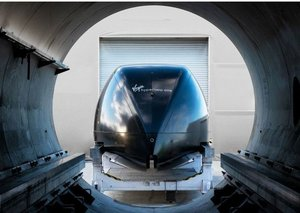 Saudi Arabia to build Hyperloop track