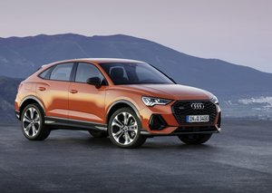 Audi unveils first-ever compact crossover: Q3 Sportback