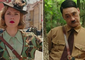 Trailer drops for Taika Waititi's Hitler-based anti-hate satire