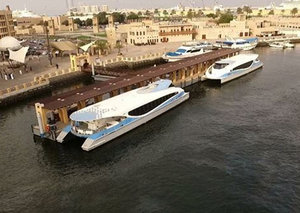 You can now go from Dubai to Sharjah in 35 minutes for 15 AED