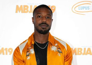 Michael B. Jordan has the perfect summer jacket