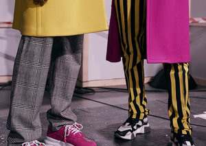 Introducing Versace's new Squalo sneakers