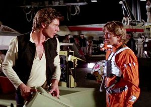 Mark Hamill reveals screen test footage with Harrison Ford