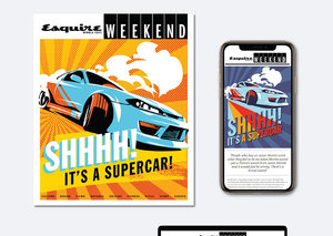 Introducing Esquire Weekend