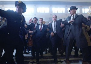 Netflix debuts new Scorsese The Irishman' trailer