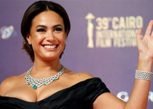 Hend Sabry is the first Arab woman to join Venice Film Festival jury