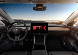 In car Netflix? Is Elon Musk's Tesla getting ahead of itself?