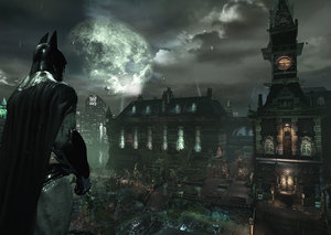 Ben Affleck wanted to put Batman in Arkham Aslyum in unmade film