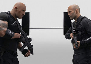 Review - Fast & Furious Presents: Hobbs and Shaw