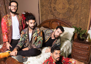New Video: Mashrou Leila on tour