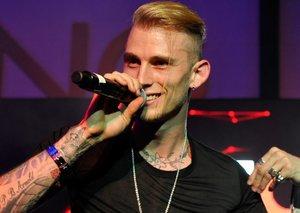 Machine Gun Kelly continues to take jabs at Eminem