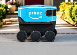 Amazon's delivery robot been rolled out to more locations