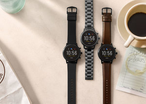 Meet the next generation of Fossil smartwatches