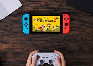 8BitDo's Switch controller is better than Nintendo's