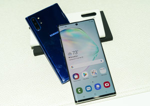 Samsung pulls the wraps off Galaxy Note 10 and Note 10+